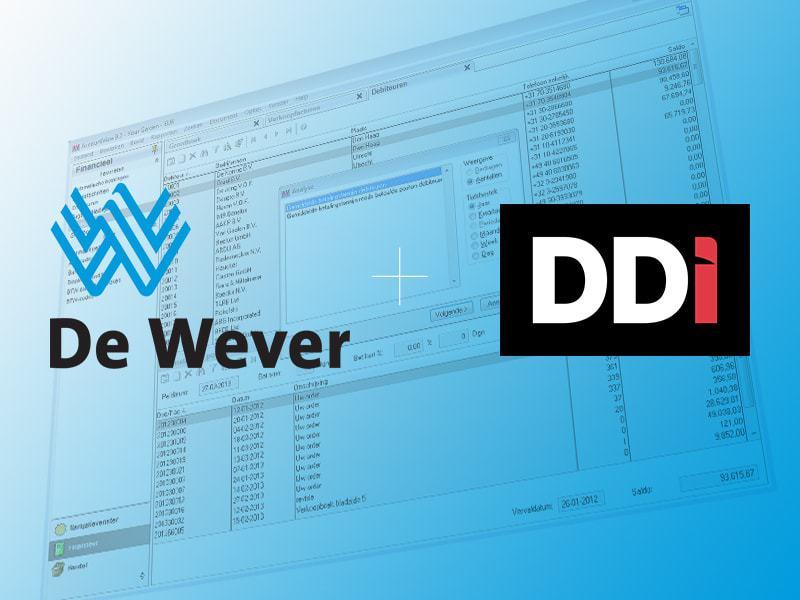 De Wever verwerkt (UBL) facturen met eInvoiceConnect