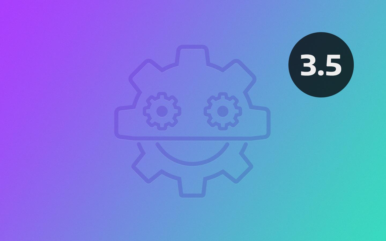 Transaction robot uitgebreid in DDi Factuur 3.5